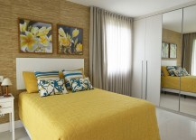 Modern-bedroom-with-mustard-yellow-and-blue-accents-217x155