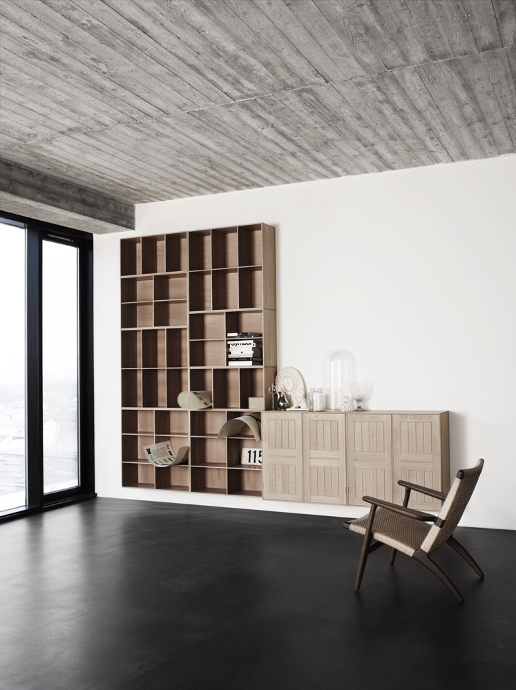 Mogens Koch Bookcase Cabinet
