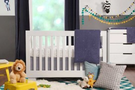 Minimalist Baby World: The Less Is More Nursery
