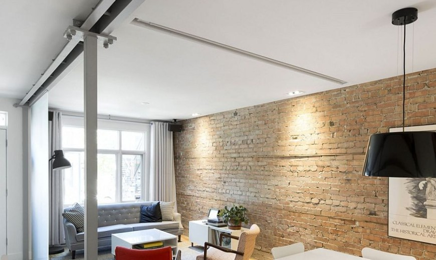 Sensible Styling: Breezy Remodel of Apartment Set in 1920s Building