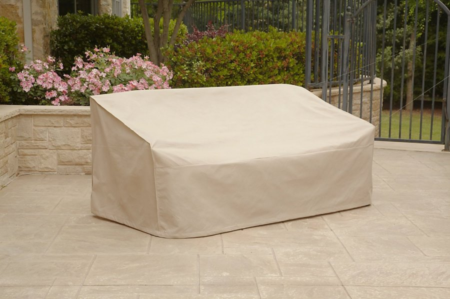 Outdoor sofa cover from CoverMates