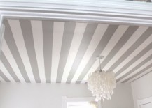 Painted striped ceiling from Skunkboy 217x155 From Halloween to Thanksgiving Dinner: Your Fall Holiday Checklist