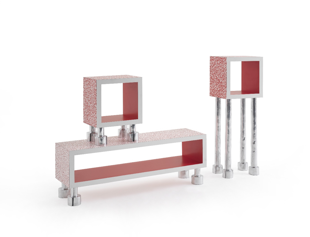 Panda Cabinet variations by Paola Navone