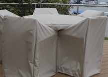 Patio furniture cover DIY tutorial