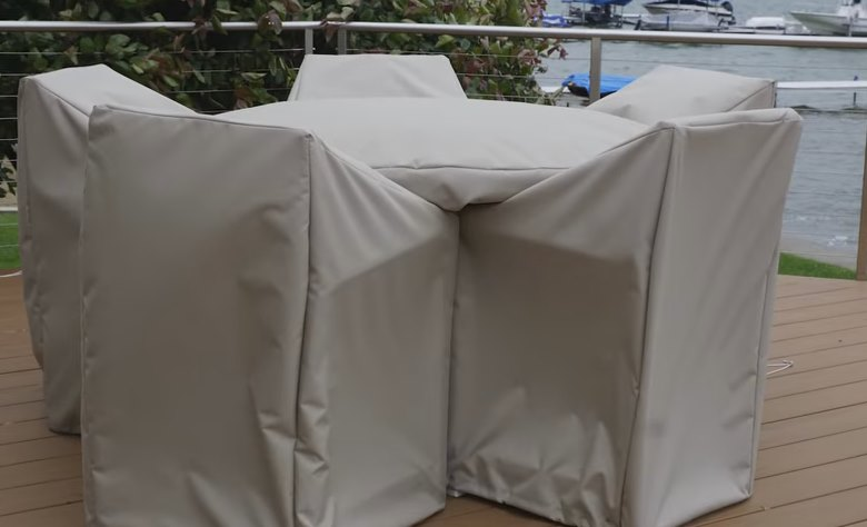 patio furniture winter covers. View In Gallery Patio Furniture Cover DIY Tutorial Winter Covers