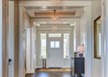 Pendant-lighting-in-a-hallway-with-a-recessed-ceiling-217x155
