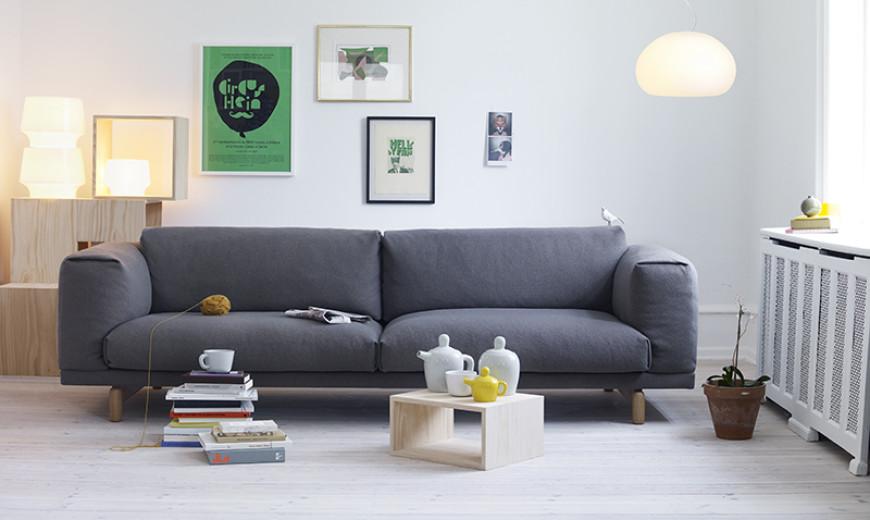 10 High-End and Handsome Contemporary Sofas