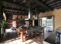 Rustic-kitchen-combines-modern-ergonomics-with-classic-aesthetics-217x155