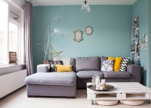 Shabby Chic Colors For Walls : Resourceful and classy shabby chic living rooms