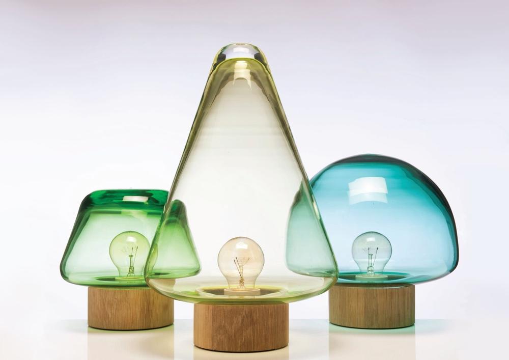 Skog series of lights