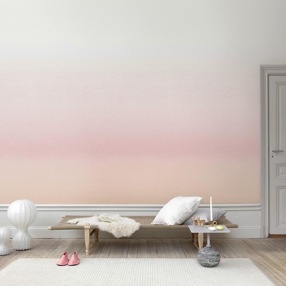 Skymning light pink