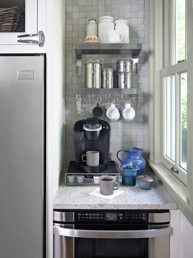 20 Charming Coffee Stations To Wake Up Every Morning