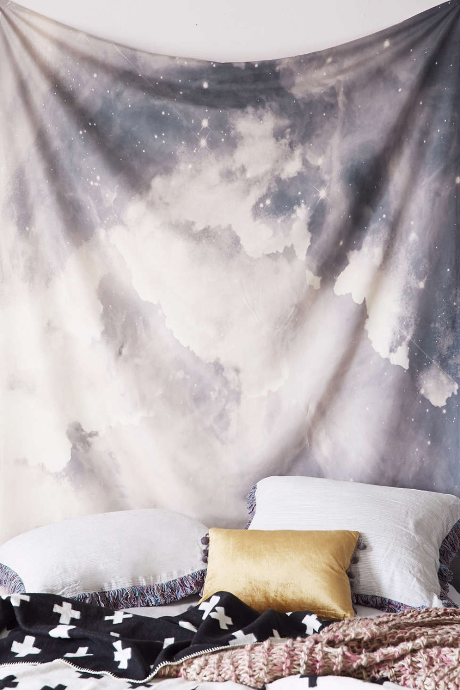 Star wall tapestry from Urban Outfitters