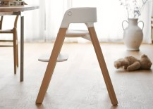 Stokke Steps high chair  217x155 3 Brands That Exude Modern Baby Nursery Style