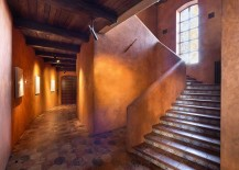 Textured-walls-terra-cotta-tiles-and-lovely-lighting-create-a-warm-cozy-home-217x155