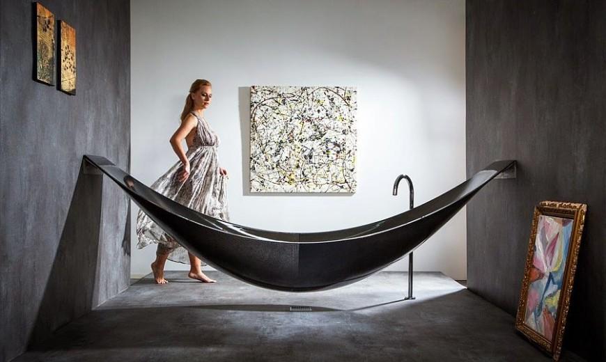 Dark Indulgence: 18 Black Bathtubs for a Stylish, Dashing Bathroom!