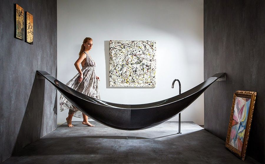 Uber-luxurious design of the Vessel combines elegance of Hammock with carbon fiber body
