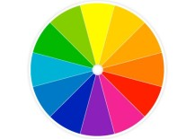 Use the color wheel as a source of inspiration