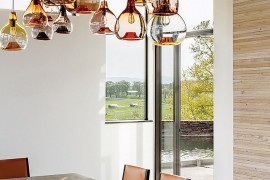 15 Blown Glass Pendant Lighting Ideas for a Modern and Sleek Glow