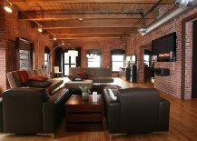 Wooden-beams-brick-walls-and-exposed-duct-pipes-shape-the-cool-industrial-living-room-217x155