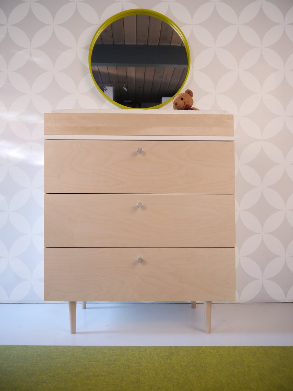 Wooden dresser from Spot on Square