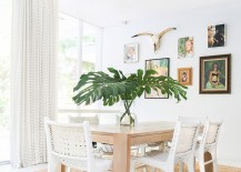 A hint of natural greenery fits in with any style! [From: Homepolish]