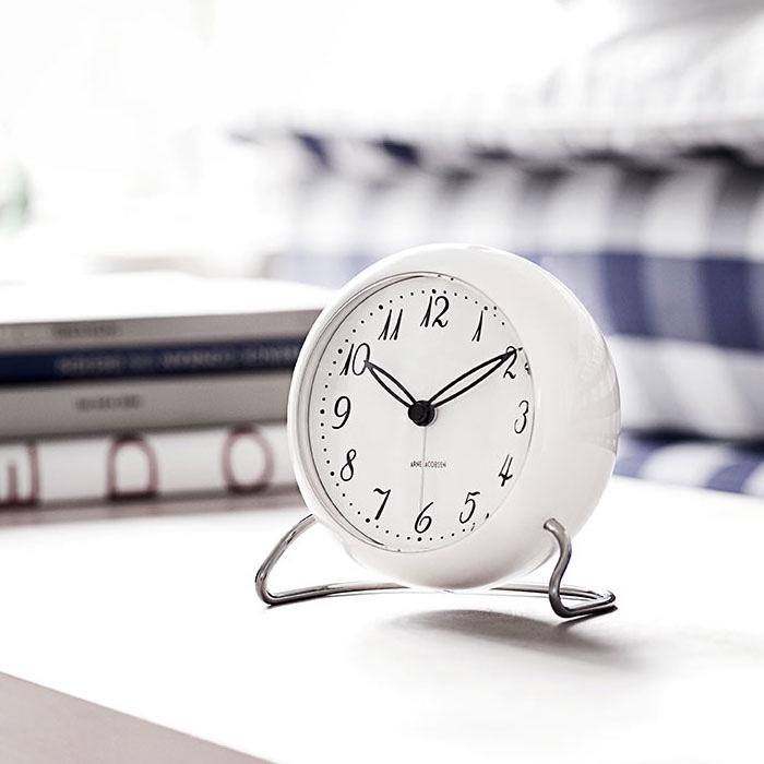 AJ LK Table Clock