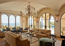 Arched-windows-and-limestone-inspired-paint-give-the-living-room-a-modern-Mediterranean-style-217x155