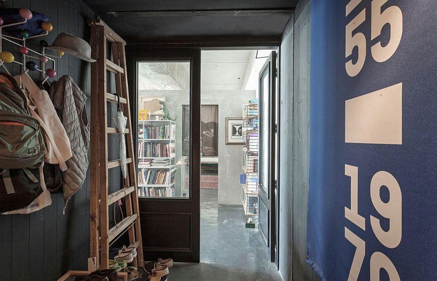 Art Collector's Loft in Hong Kong