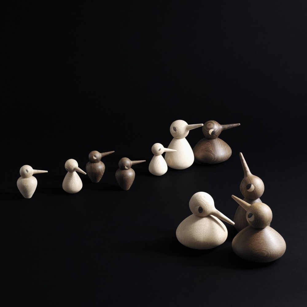 BIRD family designed by Kristian Vedel