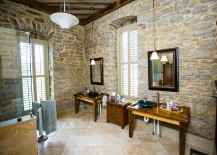 Bathroom-inside-1800s-Bourbon-Distillery-turned-into-a-unique-modern-home-217x155