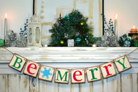 Be Merry banner for the holidays Holiday Banner Ideas to Showcase Your Cheerful Message Holiday Banner Ideas to Showcase Your Cheerful Message Be Merry banner for the holidays