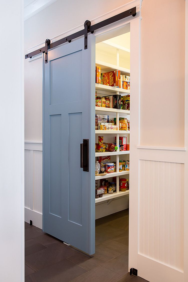Design Perfect Kitchen Pantry