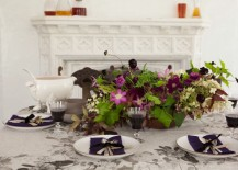 Beautiful fall table from Camille Styles