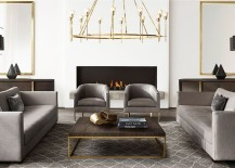 Brass furniture and decor from RH Modern 217x155 New Brass Furniture and Decor from RH Modern