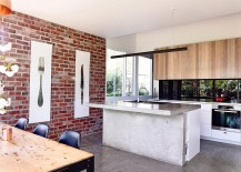 Brick-wall-backdrop-in-the-kitchen-connected-with-the-backyrad-217x155