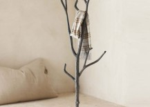 Bronze Branch Coat Tree from VivaTerra 217x155 15 Cool Coat Racks That Really Branch Out