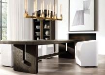 Cannele-brass-chandelier-from-RH-Modern-217x155