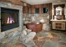 Copper-bathtub-and-Flagstone-Slate-create-a-fabulous-rustic-bathroom-217x155