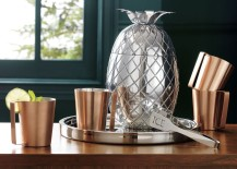 Copper-mugs-and-pineapple-ice-bucket-from-CB2-217x155