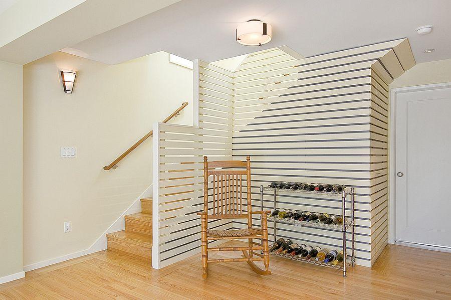 Create your own, cozy wine tasting area! [Design: Rossington Architecture]