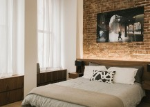 Fabulous-use-of-LED-lighting-to-highlight-the-accent-brick-wall-in-the-bedroom-217x155