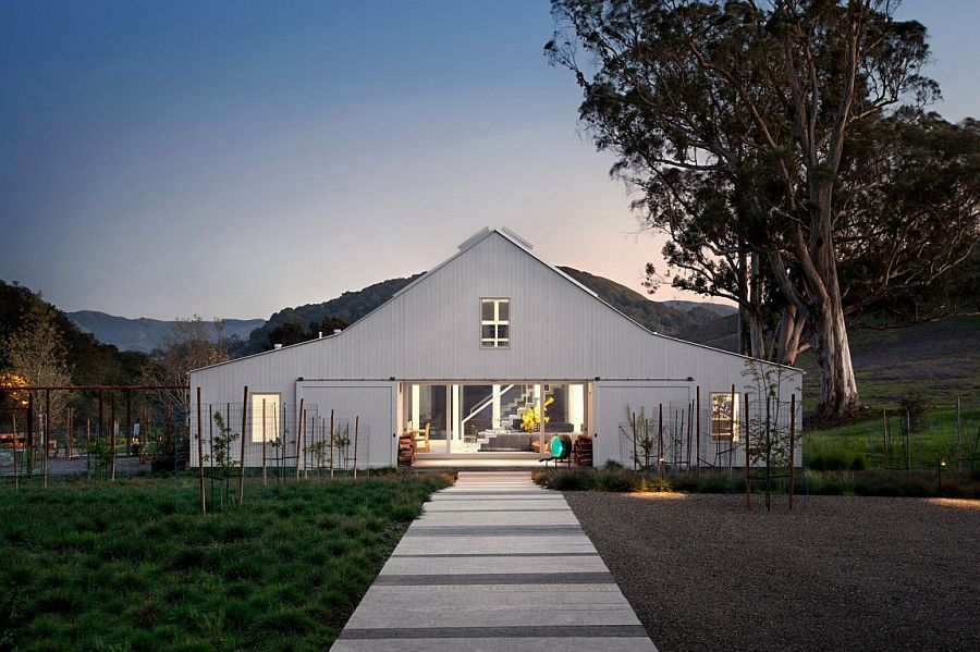 Farming and ranching become an integral part of the lifestyle at eco-friendly ranch
