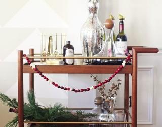 Stocking Your Holiday Bar Cart