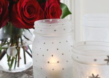 Frosted-mason-jar-votives-with-snowflakes-217x155
