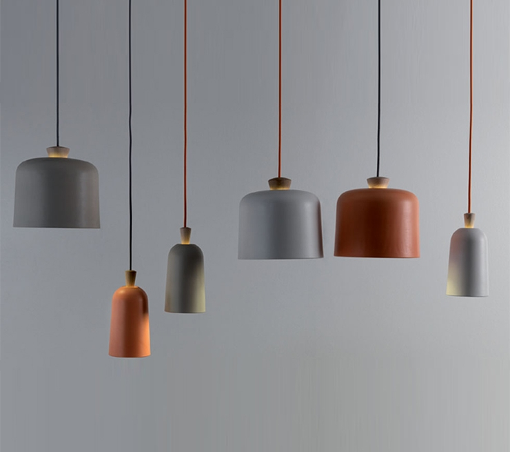 Fuse pendant lighting from Note Design Studio