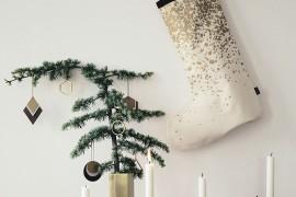 Geometric ornaments from ferm LIVING