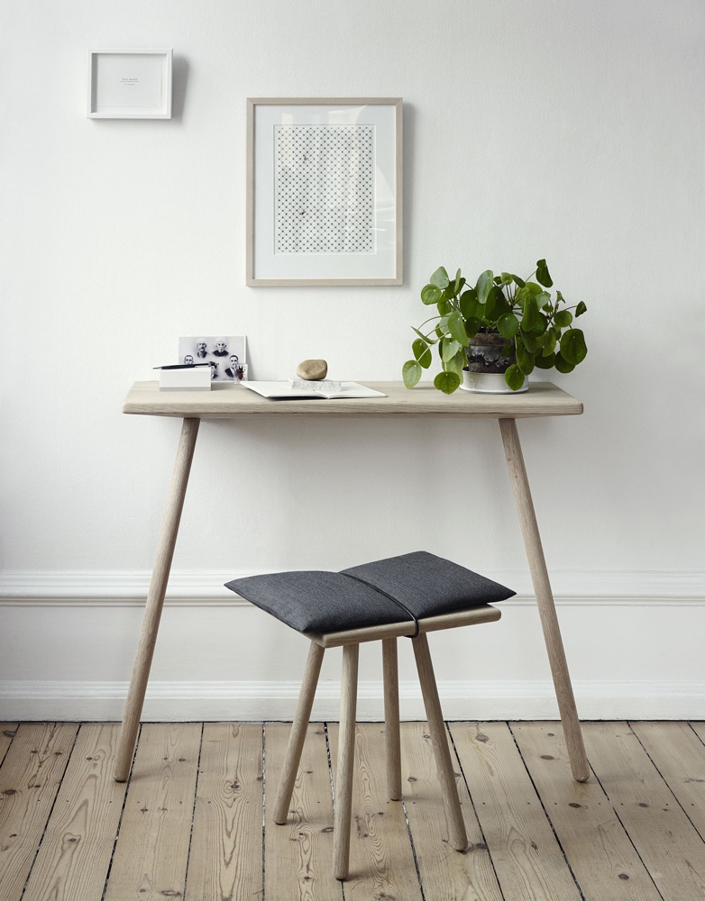 Georg Console Table and Stool