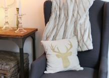 Gold-deer-pattern-on-decorative-pillow-217x155