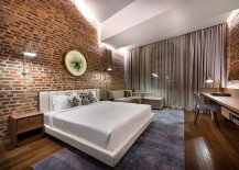 Gorgeous decor, quirky accents, glass box wardrobes and stunning ambaince shape the historic Penang getaway